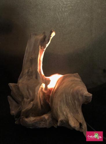 creawijz_lamp ongelakt licht